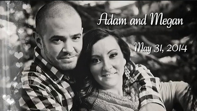 Adam and Megan