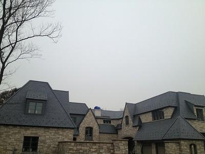Custom Slate Roofing
