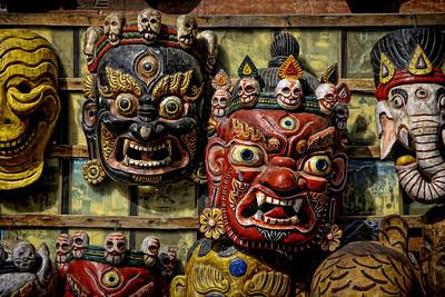 #IN033 Masks