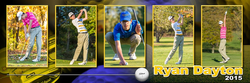 Five Panel Golf