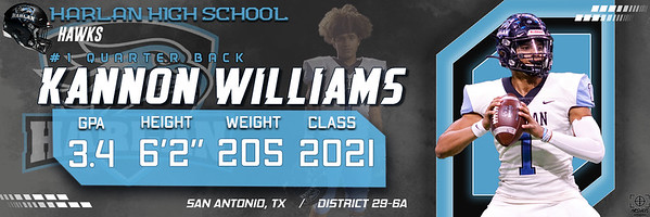 KANNON WILLIAMS