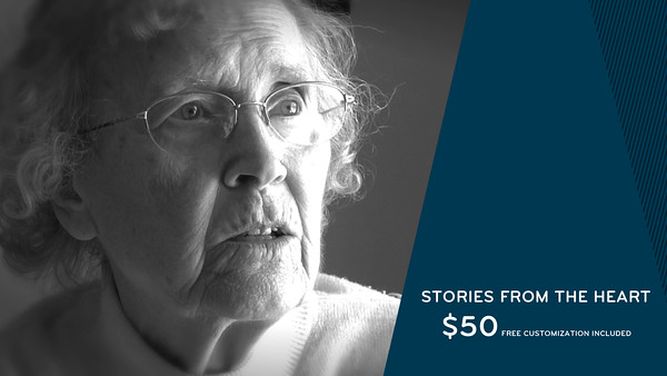 MRS. CURTISS - STORIES FROM THE HEART