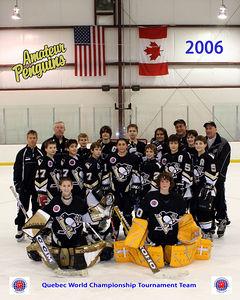 93 Quebec Team Phot