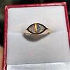 1.02ct Marquise Cut Diamond Ring GIA E VS2 12