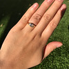 1.02ct Marquise Cut Diamond Ring GIA E VS2 20