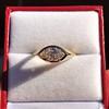 1.02ct Marquise Cut Diamond Ring GIA E VS2 13