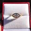 1.02ct Marquise Cut Diamond Ring GIA E VS2 7