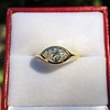 1.02ct Marquise Cut Diamond Ring GIA E VS2 8