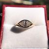 1.02ct Marquise Cut Diamond Ring GIA E VS2 15