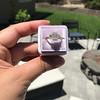 1.64ctw Tycoon Cut Diamond Trilogy Ring, GIA G VVS1 7