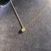 .59ct Fancy Light Yellow Pear/Heart Diamond Pendant, GIA 17