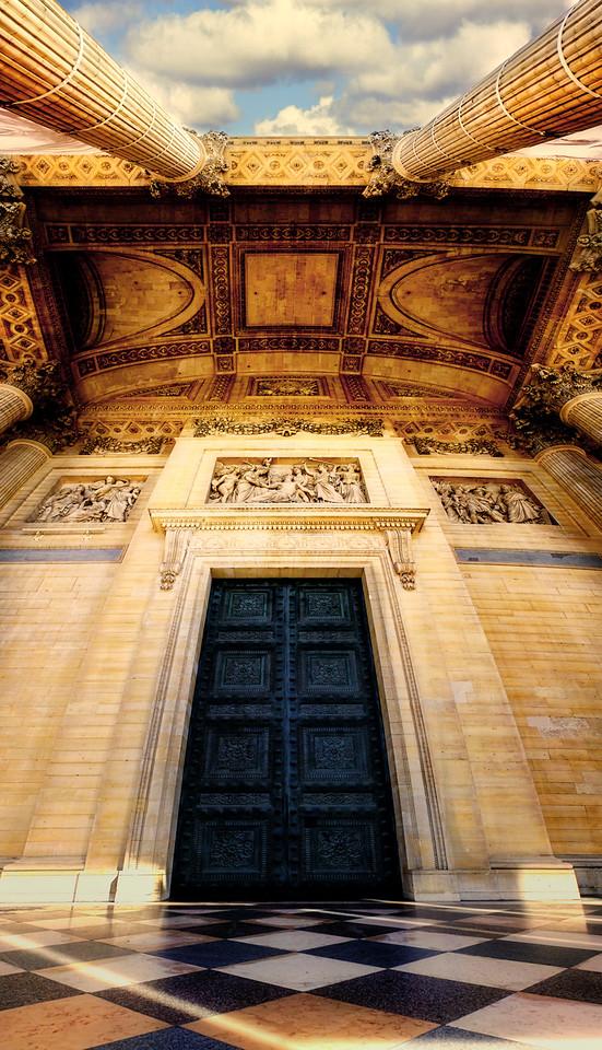 Pantheon to Heaven