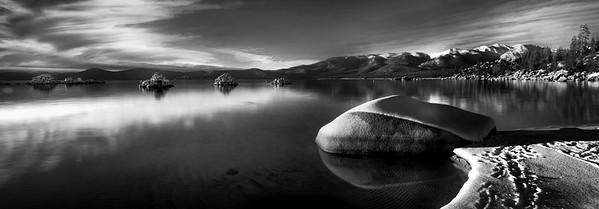 Stones & The Lake