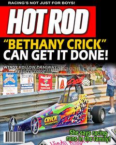 hot rod cover copy