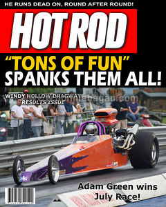hot rod cover adam green
