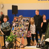 Many waited to tell a story about Ryan or tell how much Ryan meant to them at the Ryan O'Day Celebration of Life Ceremony on Wednesday @ Epping High School, Epping, NH on 4-15-2015.  Matt Parker Photos