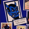 Ryan loved his Epping Blue Devil's at the Ryan O'Day Celebration of Life Ceremony on Wednesday @ Epping High School, Epping, NH on 4-15-2015.  Matt Parker Photos