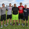 Winnacunnet Warriors Boys and Girls Track Senior Day on Monday 5-16-2016 @ WHS.  Matt Parker Photos