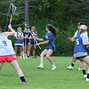 York Girls Lacrosse practice at York High School getting ready for the playoffs on Monday 5-30-2016.  Matt Parker Photos
