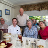 Jack Leary honorary lunch with family and friends of St Vincent de Paul at the Old Salt restaurant for his years volunteering for St Vincent de Paul, Hampton, NH on Thursday, 6-23-2016.  Matt Parker Photos