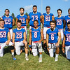 Winnacunnet Football Senior Picture Day at Friday's Blue and White Game-scrimmage on 8-26-2016.  Matt Parker Photos