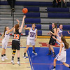 Winnacunnet Warriors JV and V Girls Div I Basketball game vs the Keene Blackbirds on Tuesday 12-15-2015 @ WHS.  Matt Parker Photos