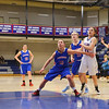 Winnacunnet Girls JV and Varsity Basketball vs Londonderry Lancers at Friday's NHIAA DIV I Basketball game on 1-29-2015 @ WHS.  Matt Parker Photos