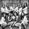 Winnacunnet Warriors Girls Volleyball photo day on Monday 8-27-2019 @ N. Hampton NH.  Matt Parker Photos