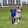 Winnacunnet Warriors Girls Soccer home opener vs the Red Raiders of Spaulding High School on Friday 9-6-2019 @ WHS.  WHS-9, SHS-0.  Matt Parker Photos