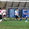 WHS Warriors Boys Soccer home opener vs the Bulldogs of Bedford High School on Tuesday 9-3-2019 @ WHS.  WHS-1, BHS-3.  Matt Parker Photos