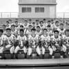 Winnacunnet Warriors Football Team and Senior Photo Day on Thursday 8-29-2019 @ WHS.  Matt Parker Photos