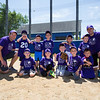 """The Beach Plum"" Pee Wee division, HYA Cal Ripken baseball team photos on Saturday 6-15-2019 @ Tuck Field, Hampton NH.  Matt Parker Photos"
