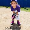 """The Beach Plum"" Pee Wee division player Samantha Gale posing for a photo, HYA Cal Ripken baseball team photos on Saturday 6-15-2019 @ Tuck Field, Hampton NH.  Matt Parker Photos"