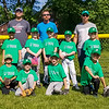 """Watterworth Orthodontics"" Rookie division, HYA Cal Ripken baseball team photos on Saturday 6-15-2019 @ Tuck Field, Hampton NH."