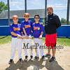 """Airfield Cafe"" Clemson Tigers Majors division, HYA Cal Ripken baseball team photos on Saturday 6-15-2019 @ Tuck Field, Hampton NH.  Matt Parker Photos"