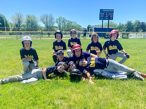 Georgia Tech AAA, HYA Cal Ripken baseball team photos on Saturday 6-15-2019 @ Tuck Field, Hampton NH.