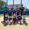"""Appliance Services"" Rookie division, HYA Cal Ripken baseball team photos on Saturday 6-15-2019 @ Tuck Field, Hampton NH.  Matt Parker Photos"