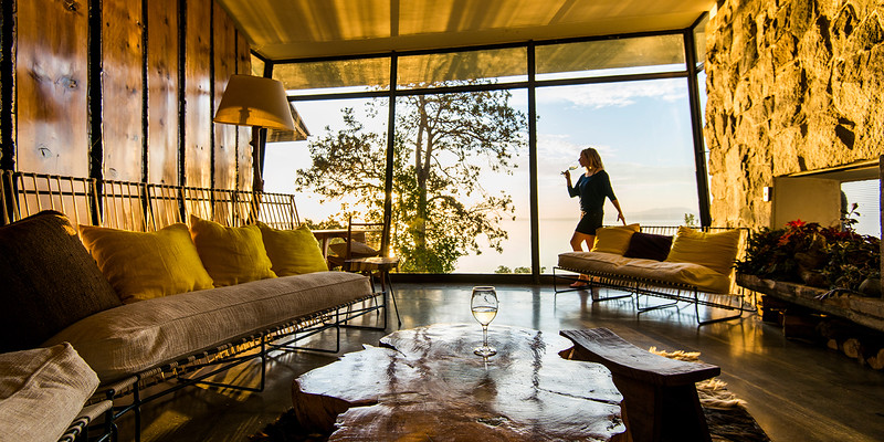 Romantic getaway in Chile
