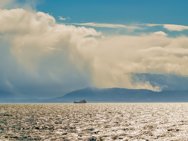 Vancouver Island Shower