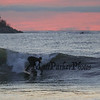 Surfing during a Hampton Beach Sunrise with Quinn Parker and Wells Costello on Thursday 2016-11-10 @ Hampton's Main Beach, Boars Head, Hampton, NH.  Matt Parker Photos