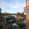 Winooski One Hydro Electric and dam at Winooski Falls, Winooski Vermont on Saturday 4-31-2016.  Matt Parker Photos