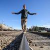 Burlington Vermont Railway Lane with Bryce Parker on Saturday 4-31-2016.  Matt Parker Photos