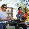 2016 Winnacunnet Warriors Boys Lacrosse Team Dinner consisting of Pulled Pork, Lasagna, Salad, Brownie Sunday, Arnold Palmer on Monday @ Cole's House  on 5-9-2016.  Matt Parker Photos