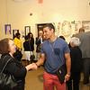 2016 Juanita Bell Memorial Scholarship recipient Stephen Reid of York High School at the Seacoast African American Cultural Center on Sunday 6-12-2016, Portsmouth, NH.  Matt Parker Photos