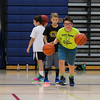 Jack Marquis in a dribbling drill on Tuesday at the Winnacunnet Warrior Summer Hoop Camp on 7-12-2016 @ WHS. Matt Parker Photos