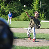 A Seacoast U11 player throws a fast ball during practice on Tuesday 7-12-2016 at Governor Weare Field in Hampton Falls, in preparation for the Cal Ripken State Tournament in Keene this coming weekend.  Matt Parker Photos