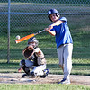A Seacoast U11 batter gets a big hit during practice on Tuesday 7-12-2016 at Governor Weare Field in Hampton Falls, in preparation for the Cal Ripken State Tournament in Keene this coming weekend.  Matt Parker Photos