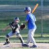 A Seacoast U11 batter watches the pitch during practice on Tuesday 7-12-2016 at Governor Weare Field in Hampton Falls, in preparation for the Cal Ripken State Tournament in Keene this coming weekend.  Matt Parker Photos