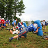 6th Annual Winnacunnet Warriors Veer Football Camp on Monday 8-1-2016 @ WHS.  Matt Parker Photos