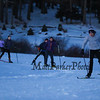 Winnacunnet Warriors Cross Country Skiing Workout on Wednesday 12-13-2017 @ Sagamore Hampton Golf Club, N. Hampton, NH.  Matt Parker Photos